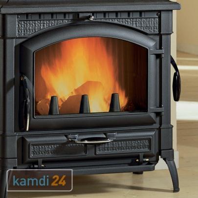 kaminofen la nordica isotta 9 0 kw kamin ofen holzofen ebay. Black Bedroom Furniture Sets. Home Design Ideas