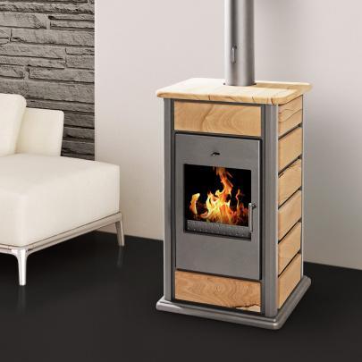 wasserf hrender kaminofen schmitzker alicante anthrazit sunshine ii eek a ebay. Black Bedroom Furniture Sets. Home Design Ideas