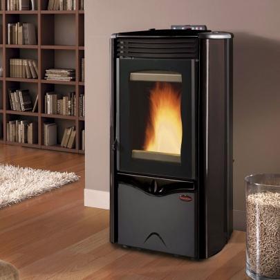 pelletofen wasserf hrend extraflame duchessa idro steel. Black Bedroom Furniture Sets. Home Design Ideas