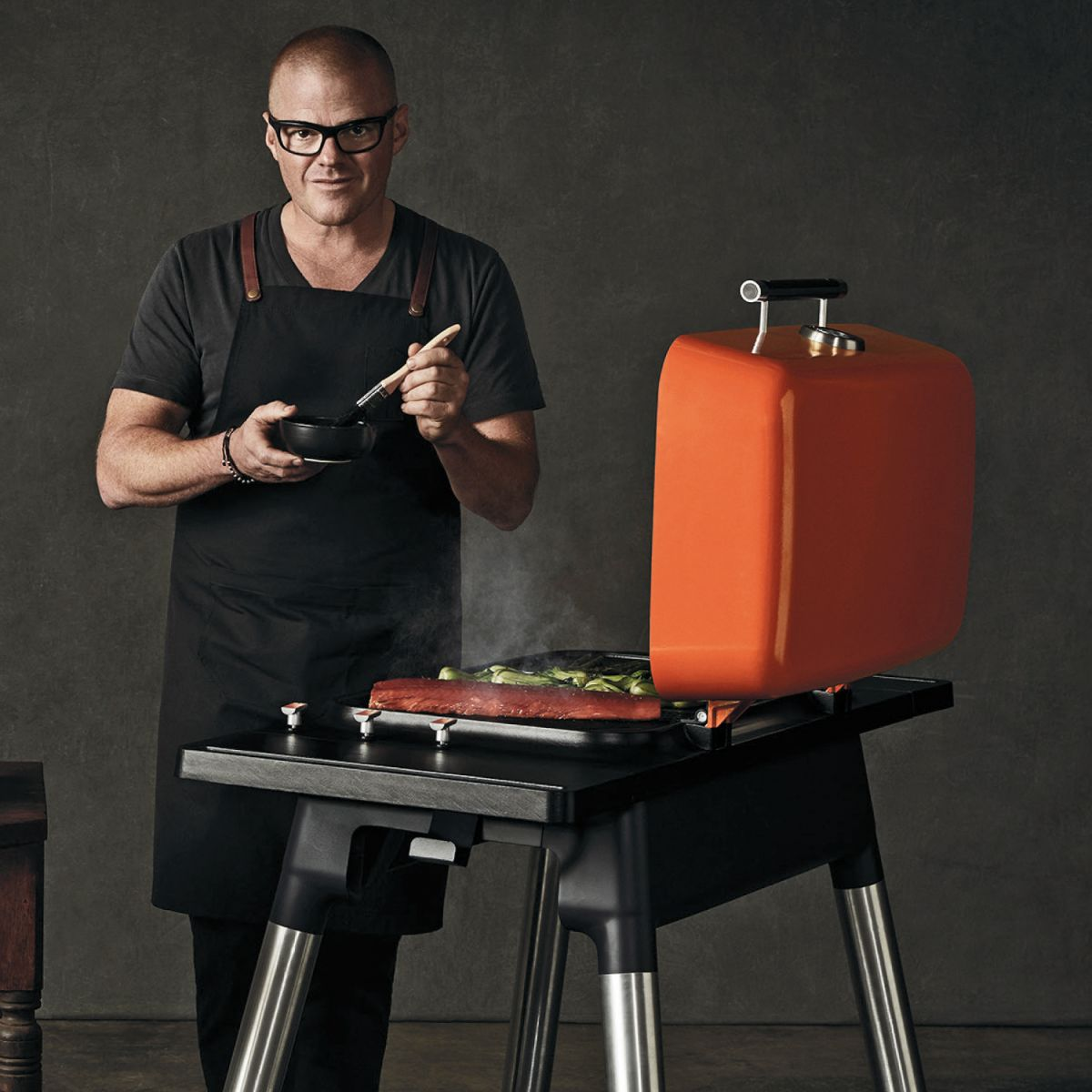 Gasgrill FURNACE von Everdure by Heston Blumenthal