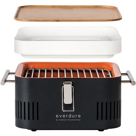 Campinggrill CUBE von Everdure by Heston Blumenthal