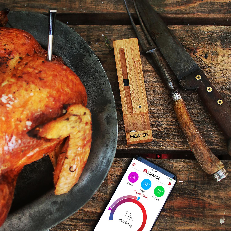 MEATER Fleischthermometer und MEATER-App