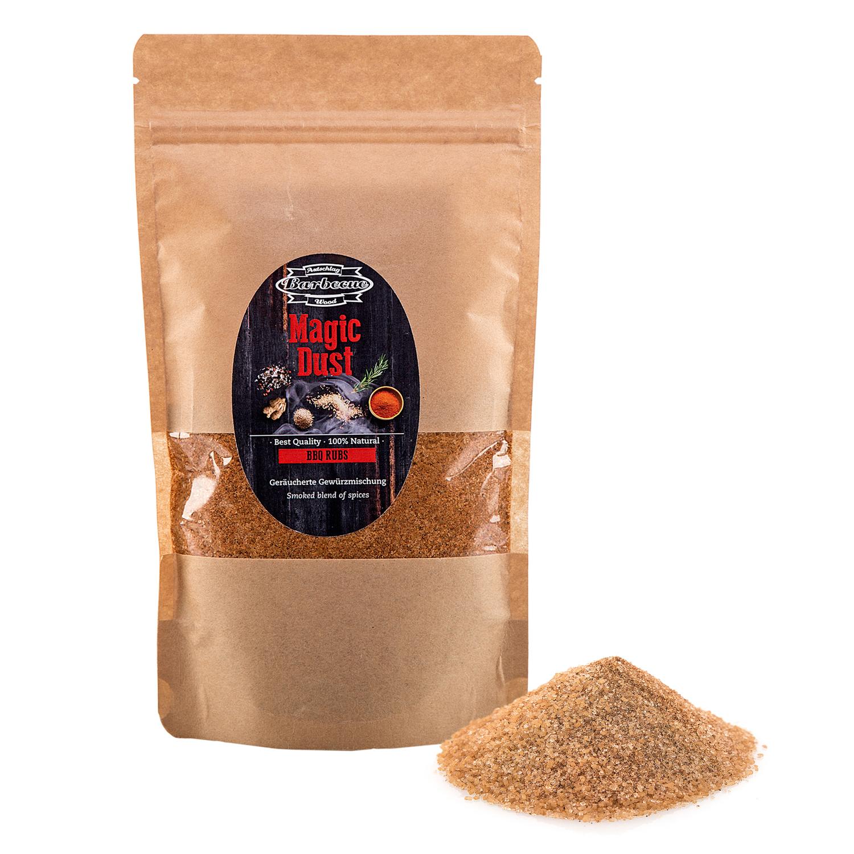 Axtschlag Smoked BBQ-Rub Magic Dust aus dem Grill-Shop von kamdi24