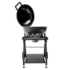 outdoorchef ascona 570 g dunkelgrau gas kugelgrill im kamdi24 shop kaufen. Black Bedroom Furniture Sets. Home Design Ideas