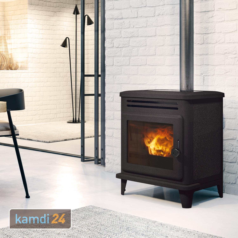 Gut bekannt Edilkamin Lille Gusseisen | Pelletofen | 8 kW | im KamDi24-Shop kaufen XZ04