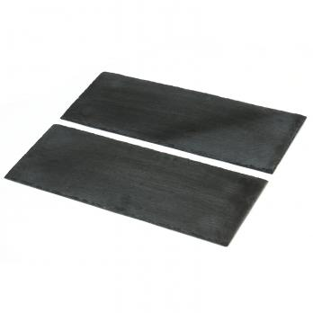 ASTEUS Schieferplatten 2er-Set
