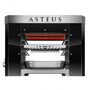ASTEUS Steaker Black Edition Elektro-Infrarotgrill