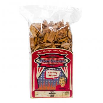 Axtschlag Wood Smoking Chips Kirsche 1 kg
