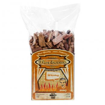 Axtschlag Wood Smoking Chips Whisky-Eiche 1 kg