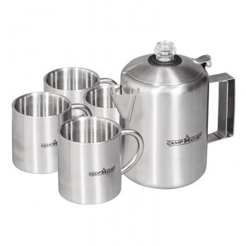 Camp Chef Java 5 Kaffee-Set