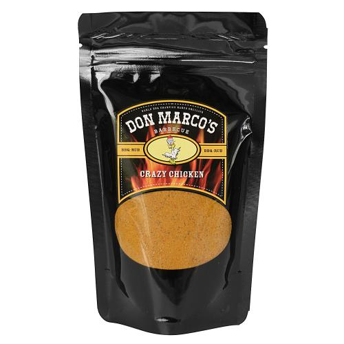 Don Marco´s Rub Crazy Chicken 630 g