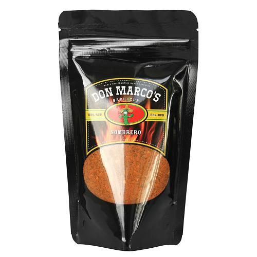 Don Marco´s Rub Sombrero 630 g