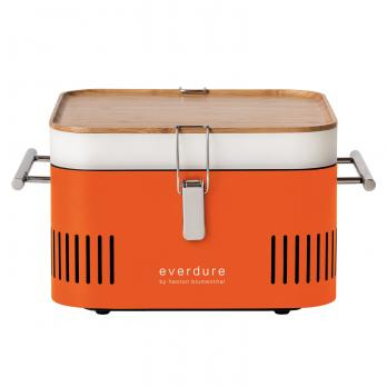 Everdure CUBE™ Holzkohlegrill Orange
