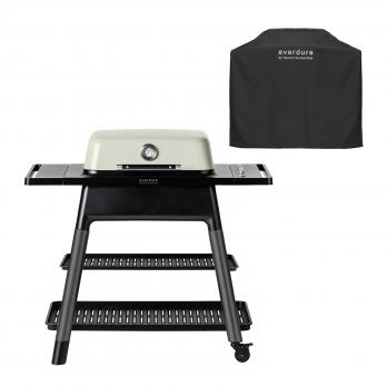 Everdure FORCE™ Gasgrill Stone + Abdeckhaube