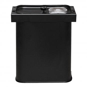 40mm Hochreine Schmuckwerkzeuge Graphit Schmelztiegel Casting mit Deckel Abdeckung Duevin 40