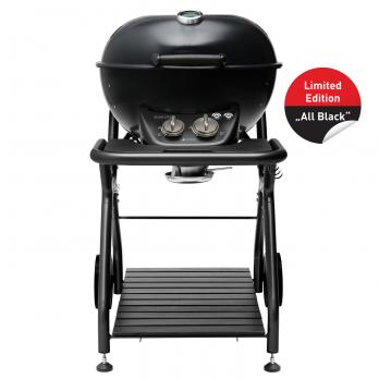 Outdoorchef Ascona 570 G Gas-Kugelgrill Limited Edition All Black