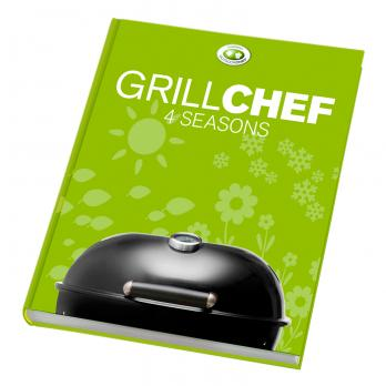 Outdoorchef Kochbuch GRILLCHEF 4 Seasons
