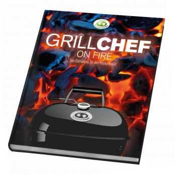 Outdoorchef Kochbuch GRILLCHEF ON FIRE