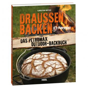 Petromax Backbuch Draußen Backen