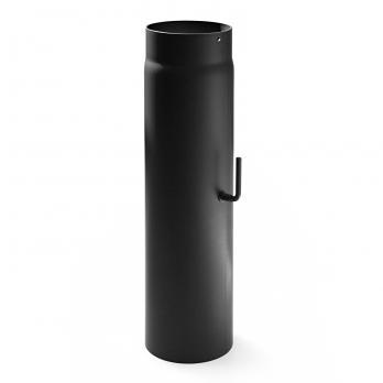 Ofenrohr Rauchrohr Senotherm schwarz Ø180mm Länge 500 mm