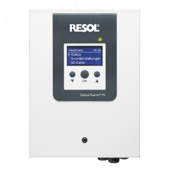 RESOL DeltaTherm PV Power to Heat