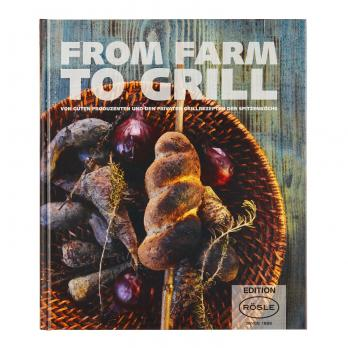 RÖSLE Kochbuch From Farm To Grill
