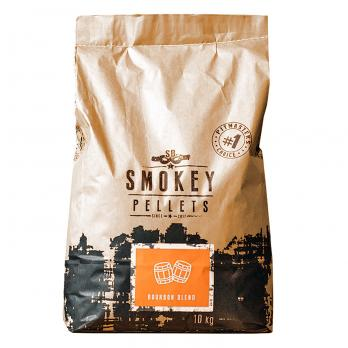 Smokey Bandit Smokey Pellets Bourbon Blend 10 kg