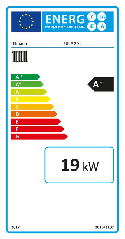 Wasserführender Kombi-Heizkessel | UKP20J | 20 kW | Ullmann | im ...