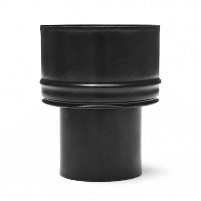 pelletrohr ofenrohr erweiterung 80mm 160mm pellet ofen rohr. Black Bedroom Furniture Sets. Home Design Ideas